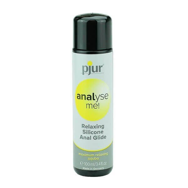 100 ml analyse me silikonebaseret glidecreme fra Pjur