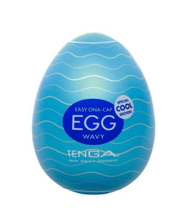 Tenga - Onani Æg Cooling Effekt