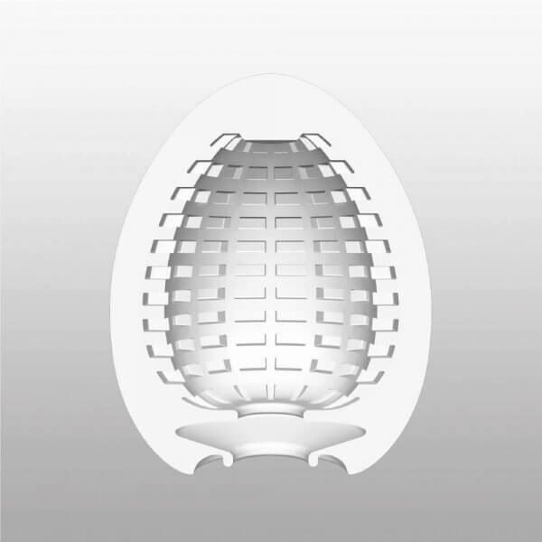 Indvendige mønstre i Spider onani ægget fra Tenga