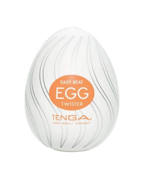 Tenga - Twister Onani Æg