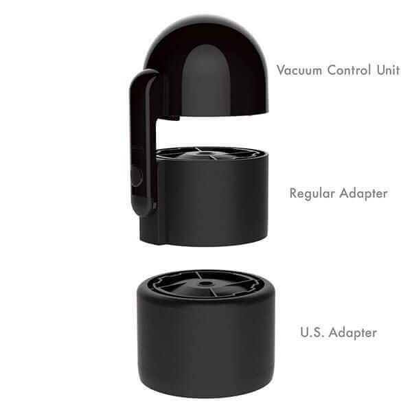 Tenga - Vacuum Controller Realistisk Blowjob alle dele forklaret