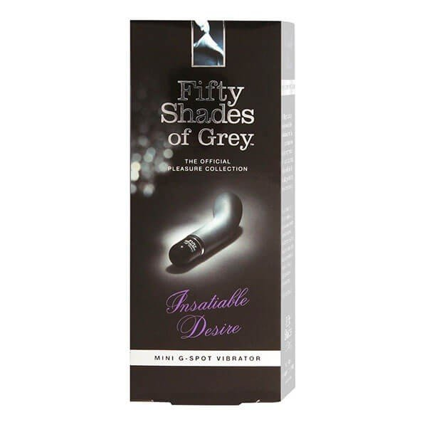Fifty Shades of Grey – Insatiable Desire Mini Vibrator