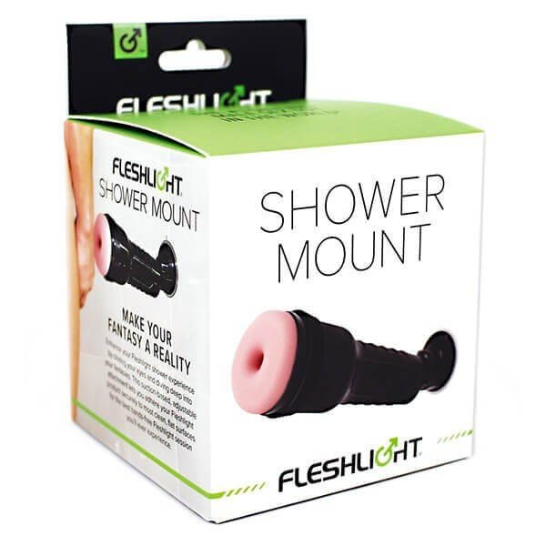 Fleshlight - Shower Mount indpakning