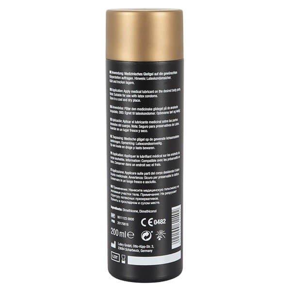 Just Glide – Silikonebaseret Glidecreme 200 ml