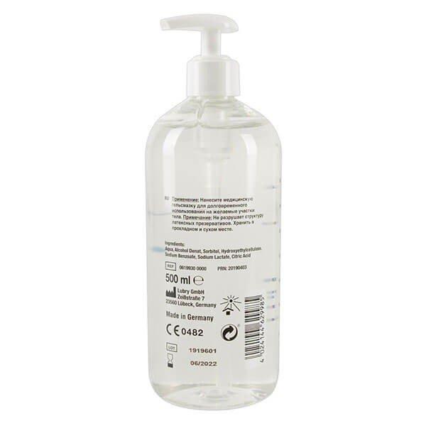 Just Glide – Vandbaseret Glidecreme 500 ml