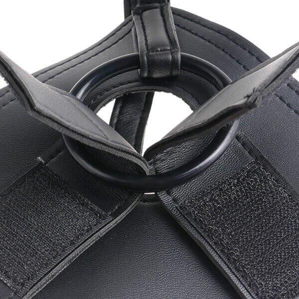 kvalitets strap-on dildo og harness fra king cock