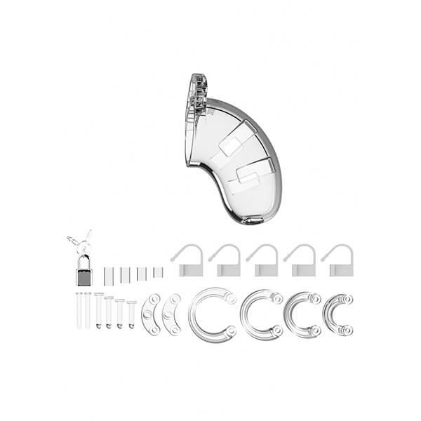 ManCage-01-Justerbart-Kyskhedsbælte-transparent-01