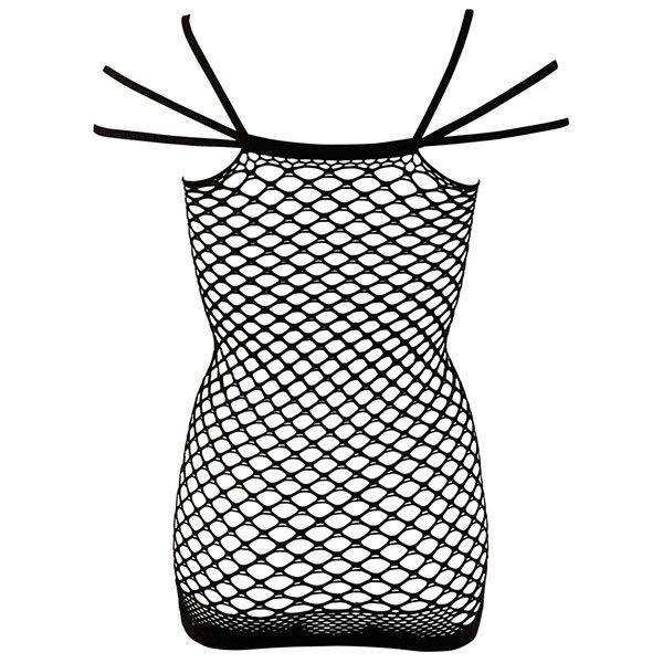 net minikjole med stropper fra mandy mystery