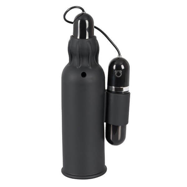 NMC - Tremble Stroker Masturbator med vibrator oprejst