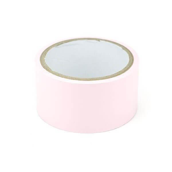 pink selvklæbende bondage tape fra simplepleasure