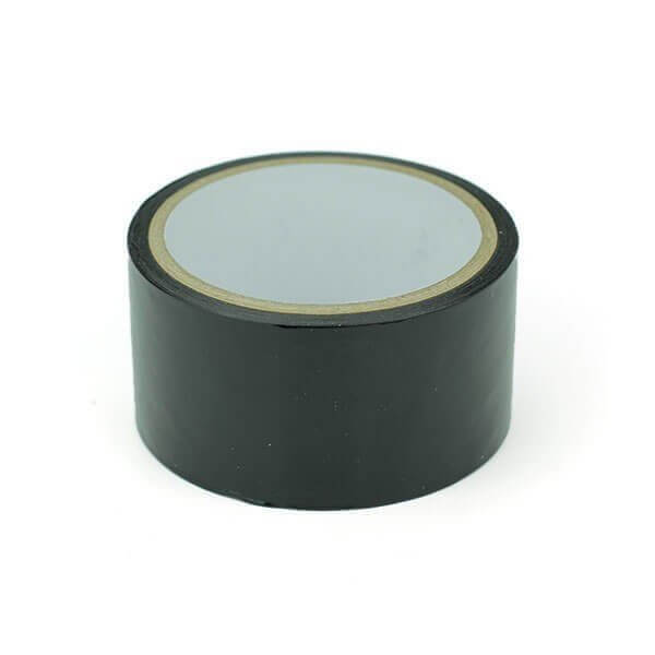 sort selvklæbende bondage tape fra simplepleasure