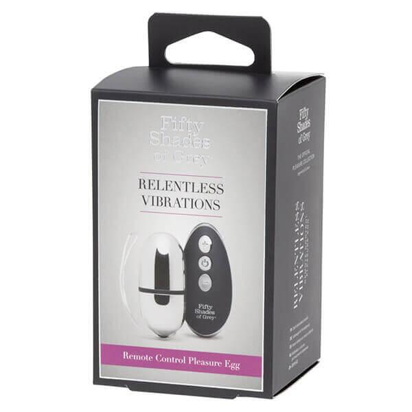 Fifty Shades of Grey – Relentless Vibrations Vibrator Æg5