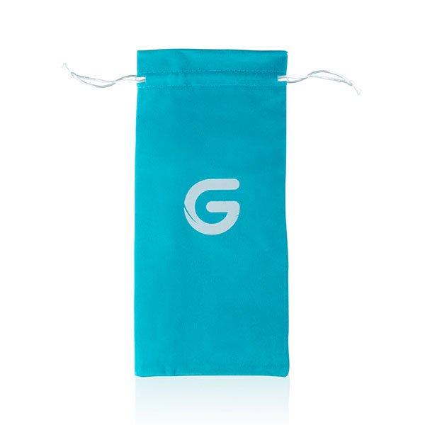 glas butt plug no. 13 fra gildo