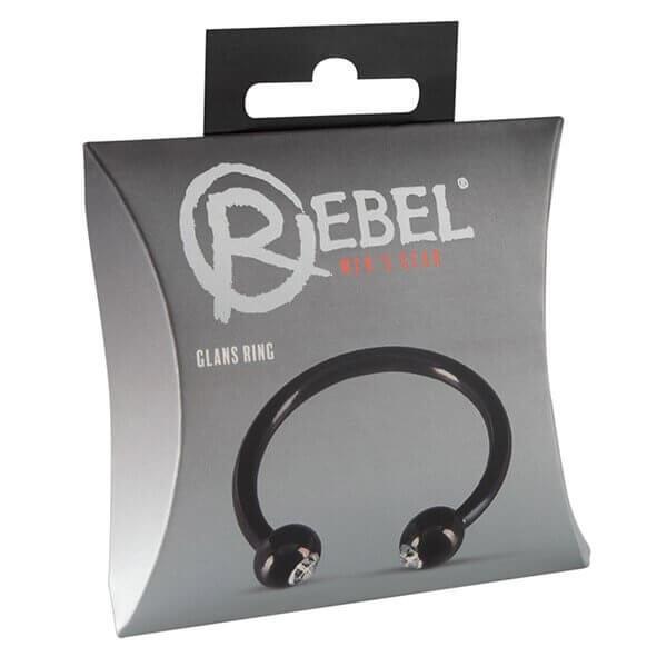 Rebel – Glans Ring Metal Penisring7