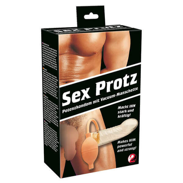 You2Toys – Sex Protz Penispumpe2