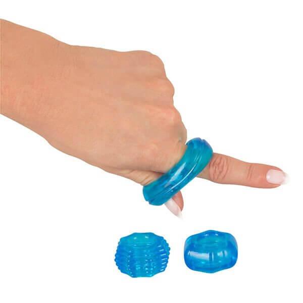 You2Toys – Stretchy Penisring Sæt 3 Stk3