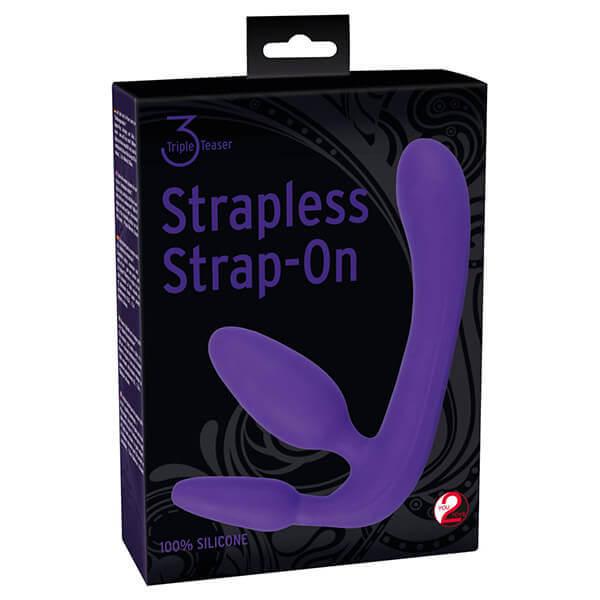 You2Toys Triple Teaser Strapless Strap on1