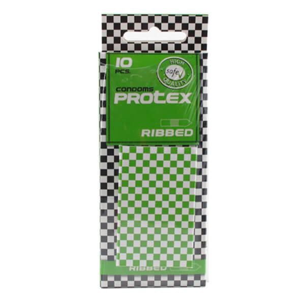 Protex-Ribbed-Kondomer-med-Riller-10-Stk-01